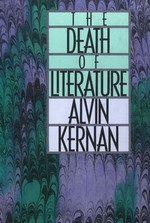 Death of Literature by Alvin Kernan
